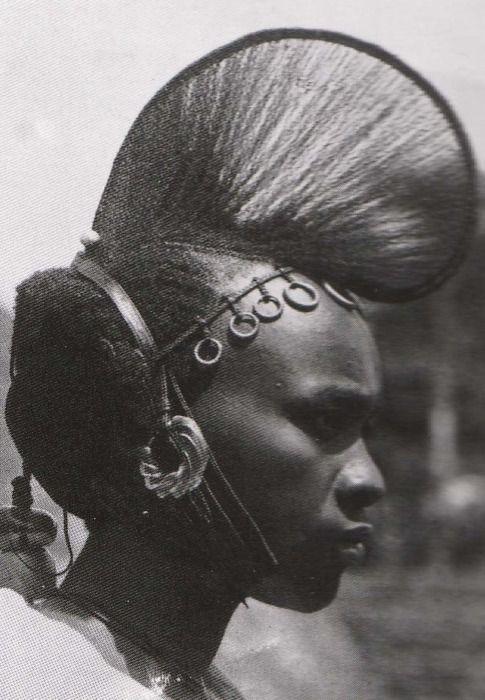 Fulani, West Africa  Photo: Afrika Museum, Berg en Dal.