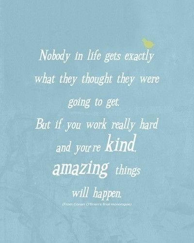 Amazing Things Will Happen QuoteFamous Quotes, Motivation Quotes, Art Prints, Quotes Posters, Celebrities Quotes, Be Kind, Amazing Things, Quotes Art, Inspiration Quotes