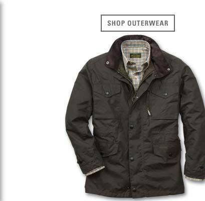 Men's British Army Jacket / Barbour® Sapper Jacket -- Orvis UK