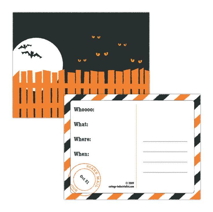 128 best Free Printables - Halloween images on Pinterest ...
