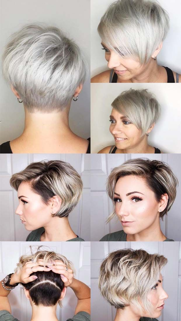 Pin On Pixie Hair Styles