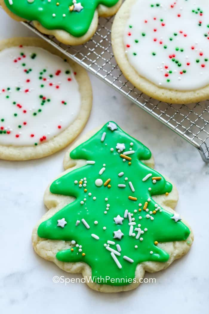 Sugar Cookie Icing Great For Decorating Creative Innovative Kitchen Tools Gadgets Sugar Cookie Icing Sugar Cookie Icing Recipe Cookie Icing Recipe