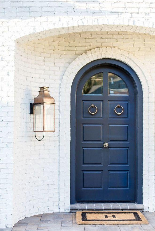 Best 25 Navy Front Doors Ideas On Pinterest Coral Door
