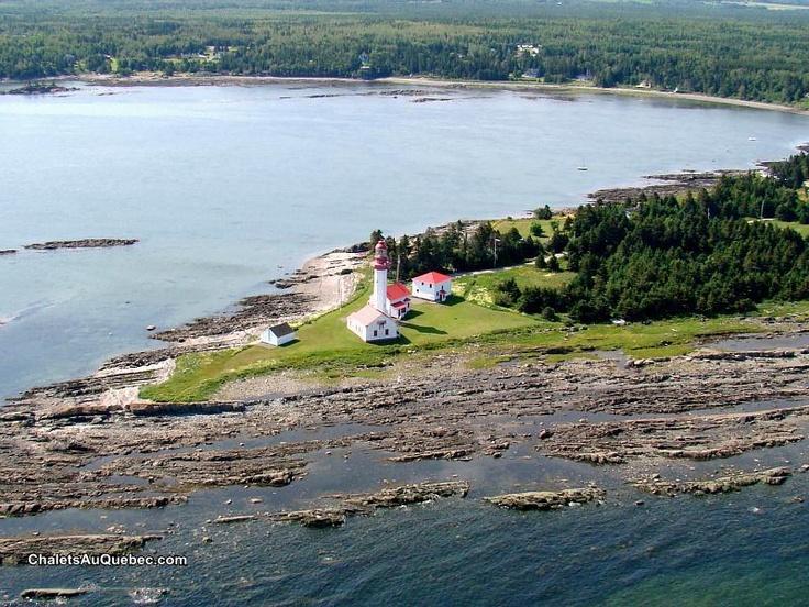 Metis Sur Mer, Quebec