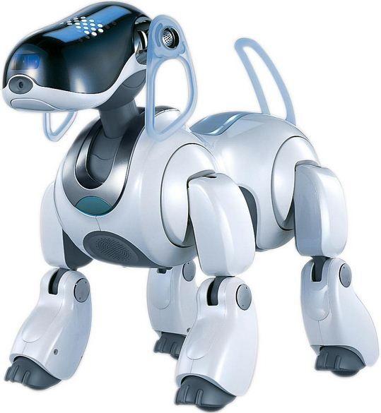 Aibo Household Robots