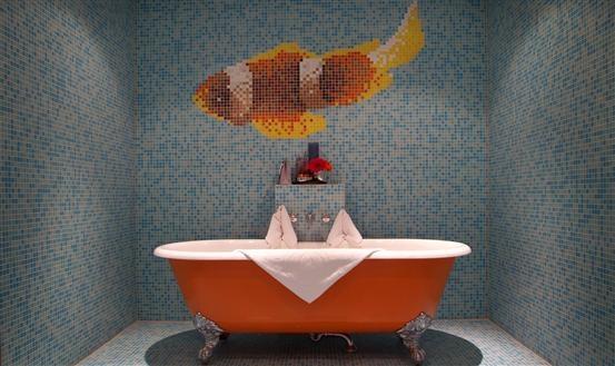 8: van der Valk Schiphol; luxe mexico suite