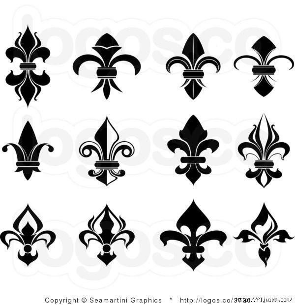 royalty-free-fleur-de-lis-collage-logo-by-seamartini-graphics-media-3736 (600x620, 137Kb)
