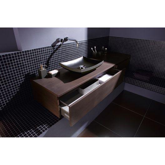 Les 25 meilleures id es concernant salle de bains en for Salle de bain granit