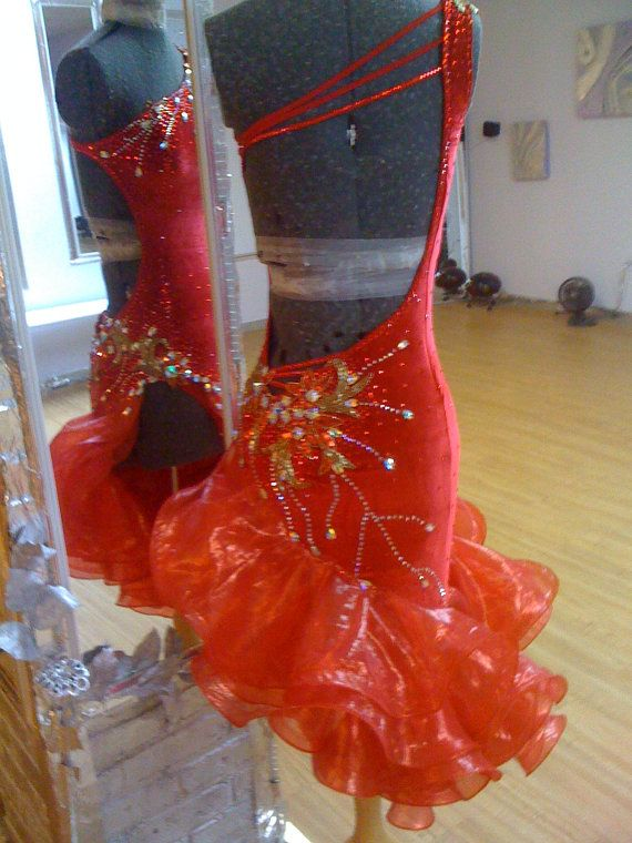 Black Friday Sale 10 % from order! Act Fast! Tango Dress Dress For Tango Red…