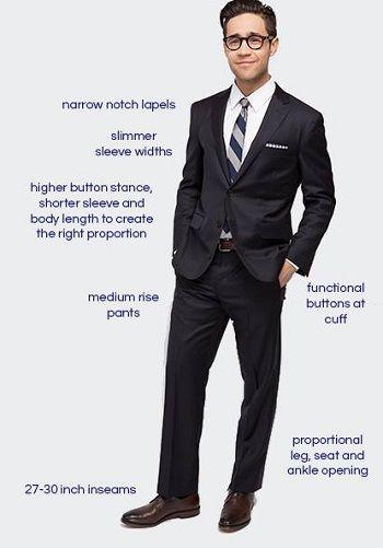 How A Short Man Should Wear Pants, Shirts, Suits, Accessories, Coats, & Sweats