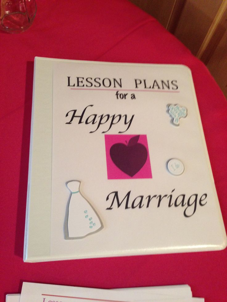 dating and marriage lesson plans