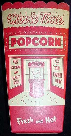 Image Detail for - Drive In Movie Theater Snack Bar Items at www.pinballrebel.com