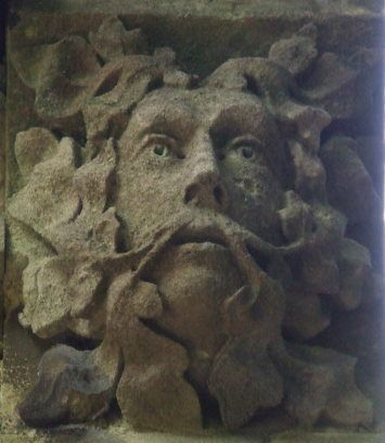 Wiltshire/Sutton Benger/All Saints/ 2 of 5 by The Company of the Green Man, via Flickr