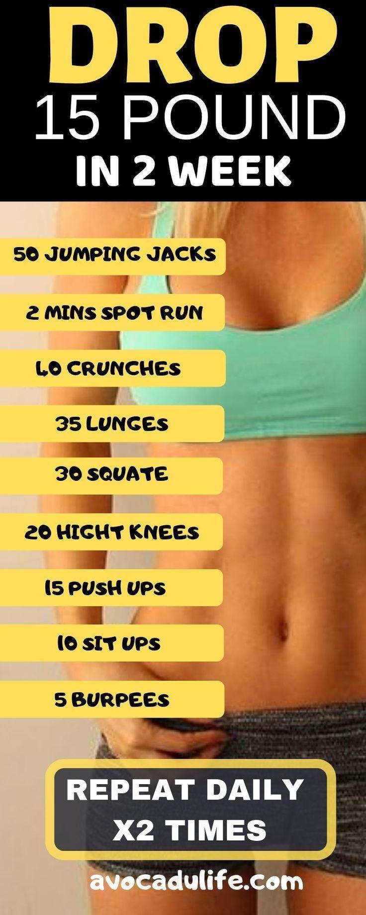 Wie man 7-10 Pfund in einer Woche verliert – Di…