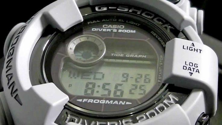 Casio G-Shock Frogman GF-8250ER-2JF