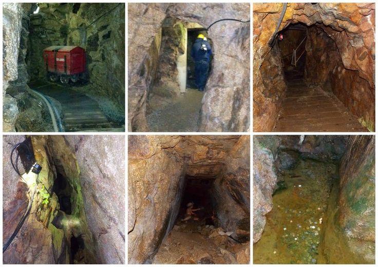 Poldark Mine underground - A Cornish Mum Blog