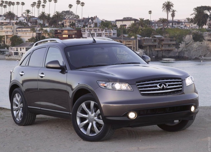 32 best Infiniti FX images on Pinterest  Catalog Dream cars and