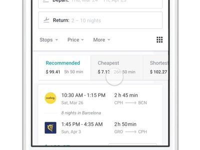 We wanted to include basic info about price and time in the sorting. Typical issue is then how to show all that on phones. Solution = horizontal scrolling.  Check live prototype: http://share.frame...