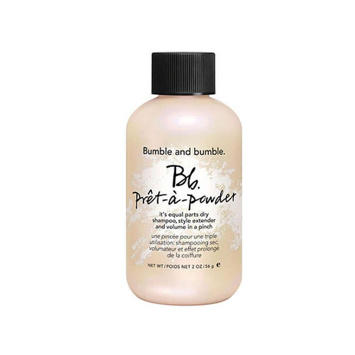 10 Best Powdered Dry Shampoos Dry Shampoo Best Powder Bumble And Bumble
