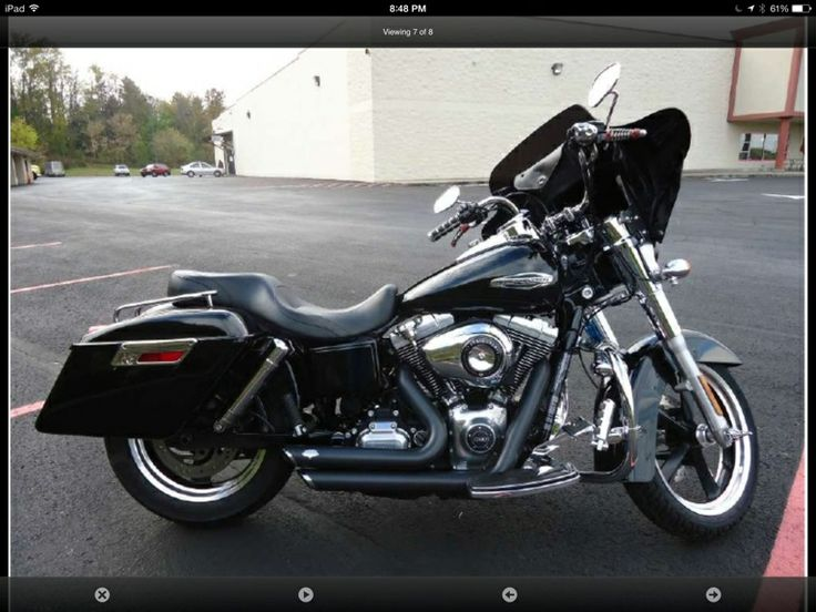 2012 Harley Davidson Dyna Switchback With Fairing