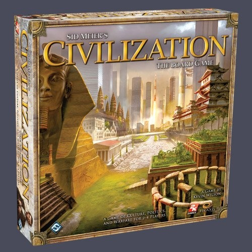 Civilization: The Board Game « Delay Gifts