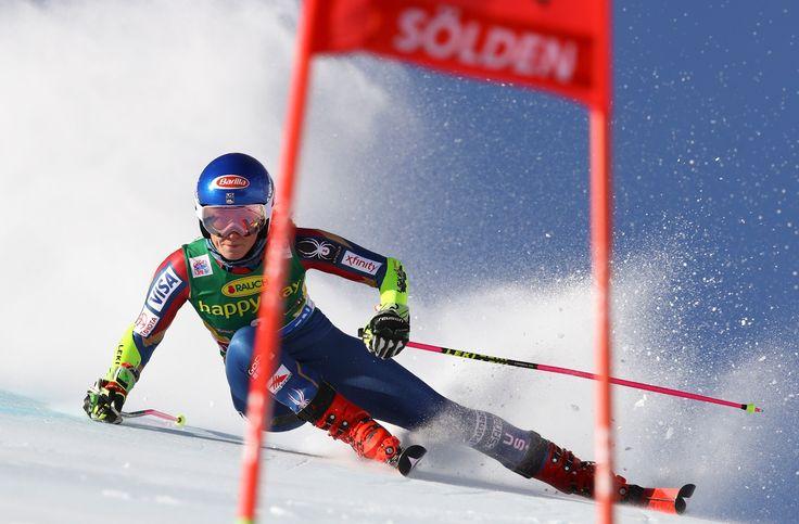 U.S. skier Mikaela Shiffrin fifth in season opener; Lindsey Vonn misses second run #NewHubUS #Latestnews #usanews #breakingnews #sports #technology #viralnews
