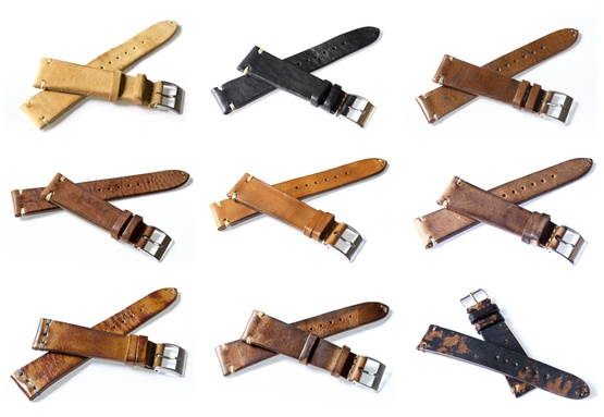 I've always been impressed by the straps that Hodinkee's curated collections sport in their infrequent Gilt sales. Now they're available (without the previously bundled Rolex) on the Hodinkee store!: Distressed Leather, Hands Made, Handsome Husband, Leather Watches, Wristwatch News, Men Fashion, Watches Bands, Buy Watches, Watches Straps