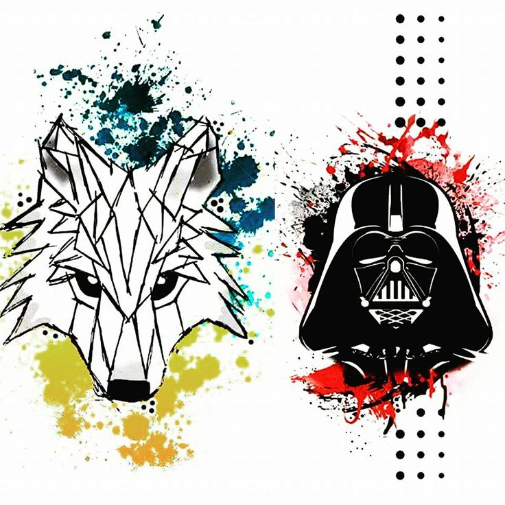 Darth Vader již vytetovaný, Vlk zamluvený