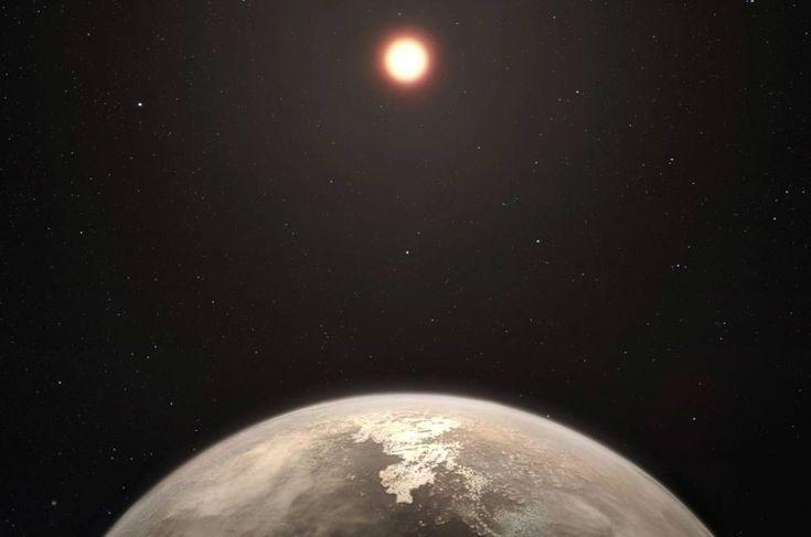 El mundo cibernetico: PLANETASDescubierto un nuevo planeta a 11 años luz...