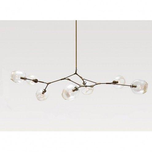 25 best ideas about bubble chandelier on pinterest modern chandelier lighting lighting and - Lindsey adelman chandelier knock off ...