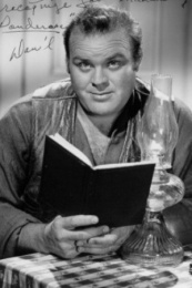 "Dan Blocker - (December 10, 1928 – May 13, 1972) Blocker was a high school English and drama teacher in Sonora, Texas, a sixth grade teacher and coach at Eddy Elementary School in Carlsbad, New Mexico and a finally a teacher in California. He was an American actor best remembered for his role as Eric ""Hoss"" Cartwright in the NBC western television series Bonanza."