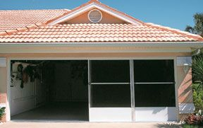 Sliding Garage Screen Doors Timberlake Aluminum