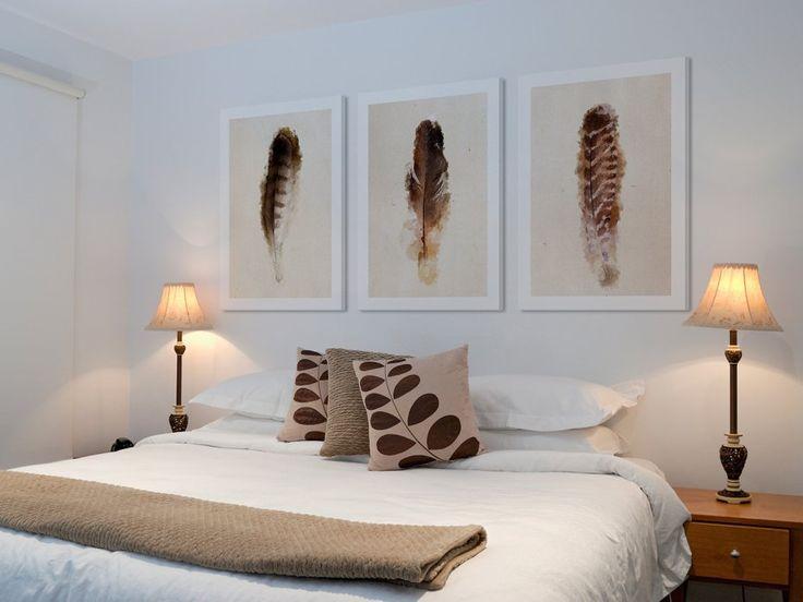 Obraz na płótnie - PIÓRA - 150x70 cm (01901) (sprzedawca: VAKU-DSGN), do kupienia w DecoBazaar.com