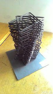 Contoh Nirmana 3D Media Sedotan ( Nirmana 3D Straw ) By : Firmansyah Fian | Click the website to see more