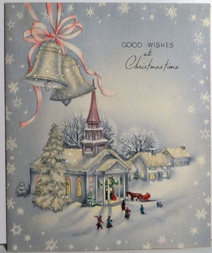 Collectibles > Paper > Vintage Greeting Cards > Christmas   eBay