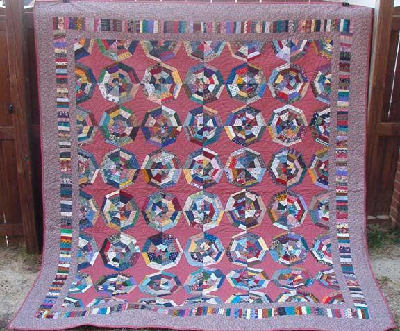 Spiderweb QuiltSpiderweb Quilt, Creative Ideas, Quilt Ideas, Quilt Patterns, Pdf Quilt, String Quilt, Spiderweb024Jpg 576477, Quilt Tutorials, String Spiderweb