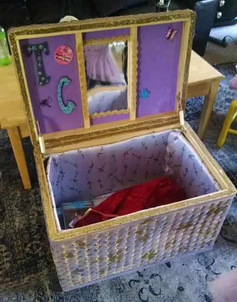 Picture of Princess Dress Up Trunk