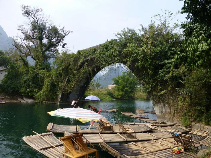 Are you familiar with Yangshuo County in Guangxi Province #tellyourstory #bucketlist #china