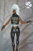 Punk Storm (Ororo Munroe) (Marvel Legends) Custom Action Figure