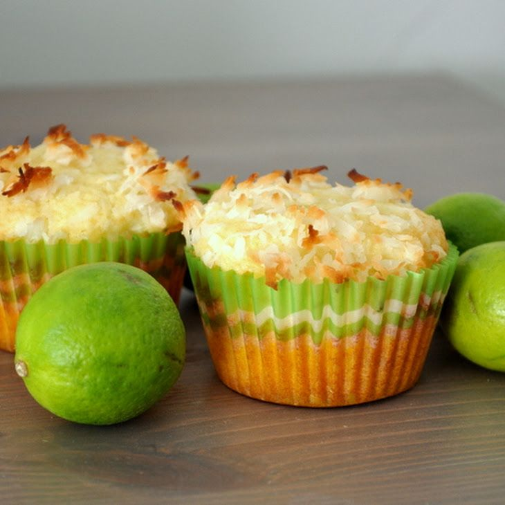 Coconut Key Lime Muffins | Cookies, Bars and Pies & other Sweets | Pi ...