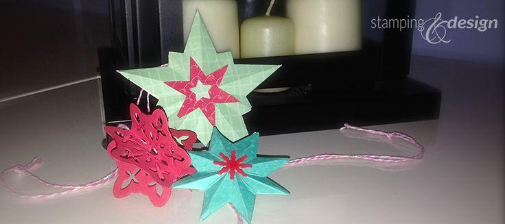 Addobbi di Natale fatti a mano - DIY Christmas Decorations - Natale Turchese e Rosa - Christmas Turquoise and Pink