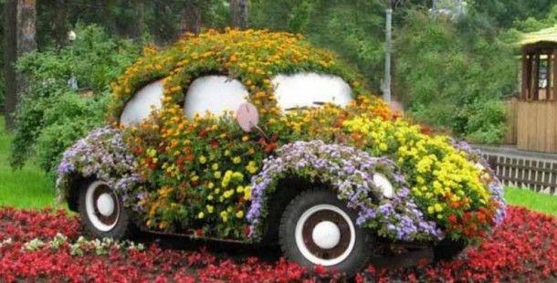 Pratik Bahçe Dekorasyon Fikirleri