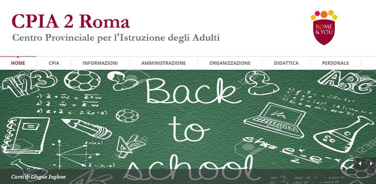 CPIA2 di Roma - Centro Provinciale per l'Istruzione degli Adulti Via C. A. Cortina, 70 Tel 06/43598619 - fax 06/43566609  Via Tiburtina Antica, 25 Tel. 06/491777 - fax 06/49385392  Via Costantino Perazzi, 30 Tel. 06/87236912  Via Policastro, 45 Tel. 06/24407015