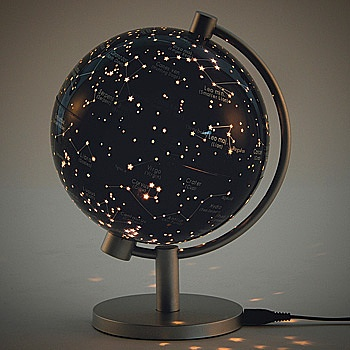 constellation globe $25
