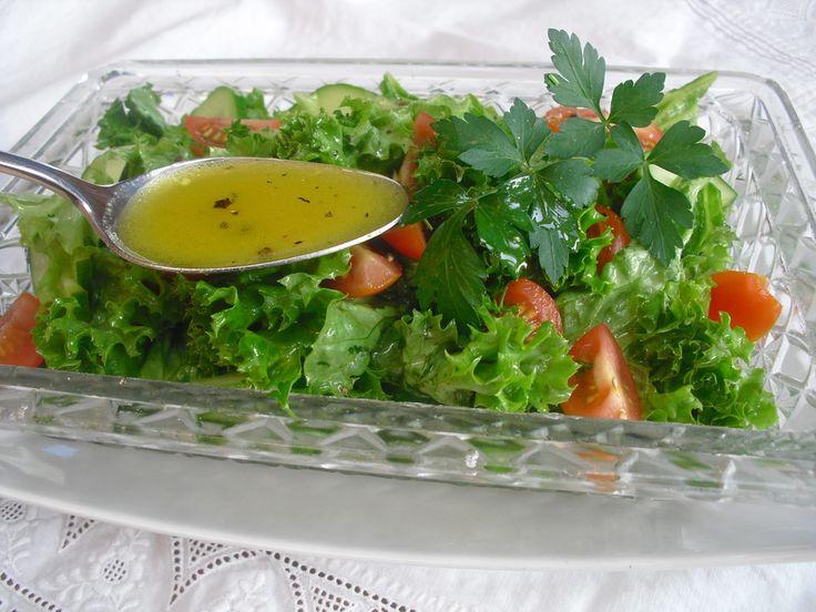 Balsamico – Senf – Honig – Dressing, ein beliebtes Rezept aus der Kategorie Sala…