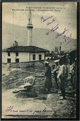 Osmanlı Florina'sı.Makedonya.