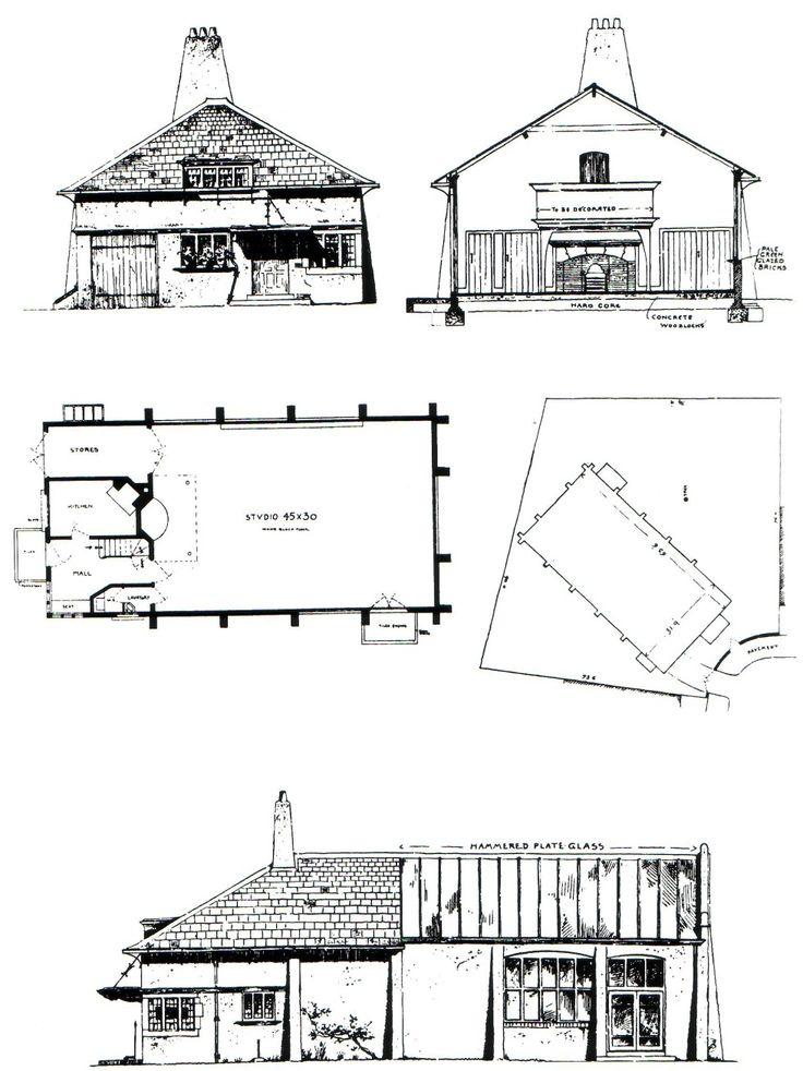 100 best English Style Architecture 1920-1940 images on