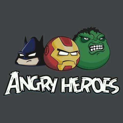 Best Angry Birds Images On Pinterest Angry Birds Comic Book - Famous logos redesigned as angry birds characters