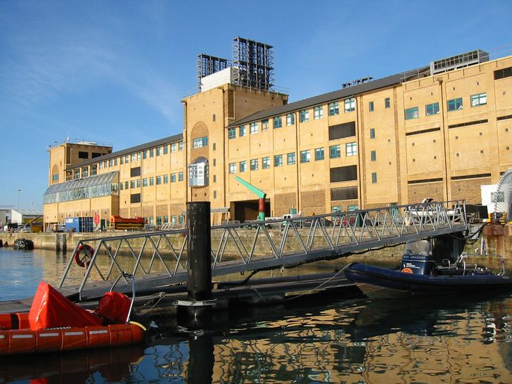 National Oceanography Centre Southampton UK (Southampton University - England)