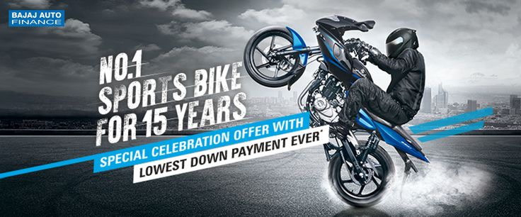Welcome to the Official Page of Bajaj Auto Finance – India's No 1 Motorcycle Finance Company.
